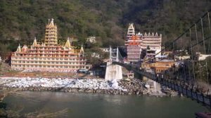 lake and religious site in haridwar