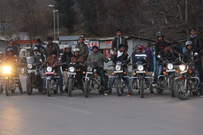 indian bikers group